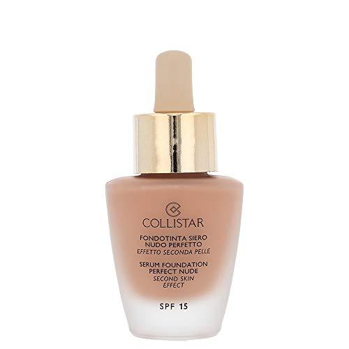 Collistar Fondotinta Siero Nudo Perfetto (Colore Nr. 5, Ambra) - 30 ml.