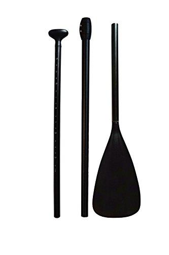 Adrenalin Pagaie Réglable de 175 à 215cm - Leash 9' ou 10' Stand Up Paddle - 9 Pieds / 274 cm ou...