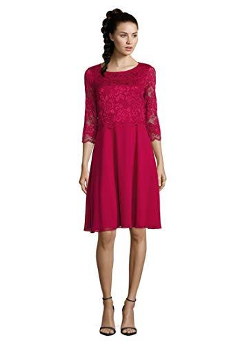 Vera Mont damesjurk, rood (bed Red 4614), 38 NL