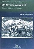 Set anys de guerra civil (Ribera d'Ebre, 1833-1840)