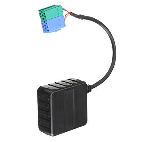 Nrpfell Auto Modul Aux Audio Kabel für Becker Mexico Traffic Pro DTM