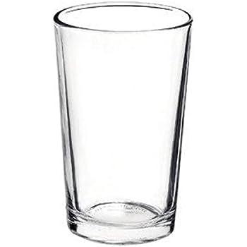 Duralex Vaso caña, Paquete de 6, 14 cl: Amazon.es: Hogar