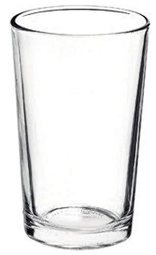 Duralex Vaso caña, Paquete de 6, 14 cl