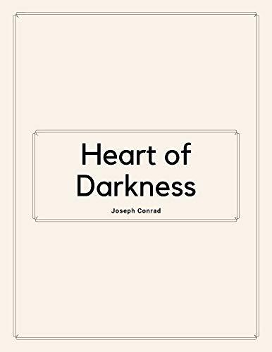 Heart of Darkness by Joseph Conrad (English Edition)