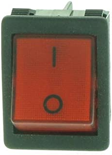 Treadmill Doctor Horizon RCT7.6 Model Number TM237 on/Off Switch Part Number 003326-00