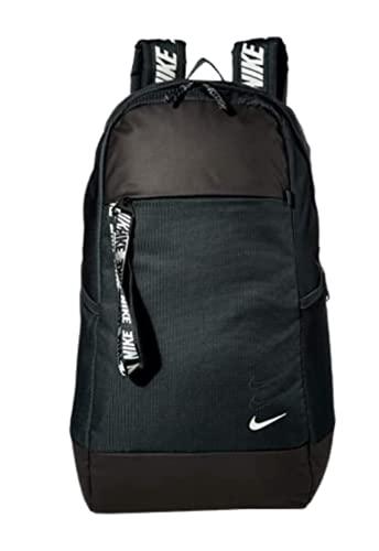 Nike Sportswear Essentials Backpack School Student Bag Seaweed/Black/Pistachio Frost One Size