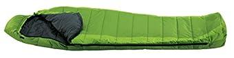 イスカ(ISUKA) 寝袋 ウルトラライト グリーン [最低使用温度10度]