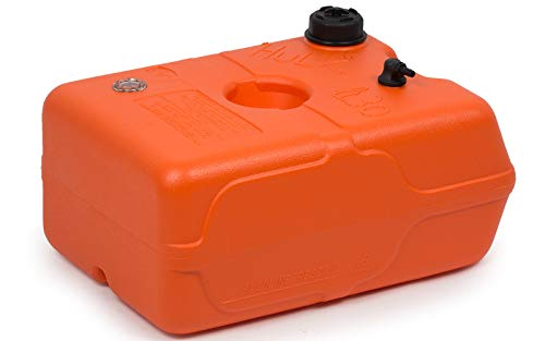 wellenshop 30 Liter Bootstank Kraftstoffkanister mit Reservefunktion