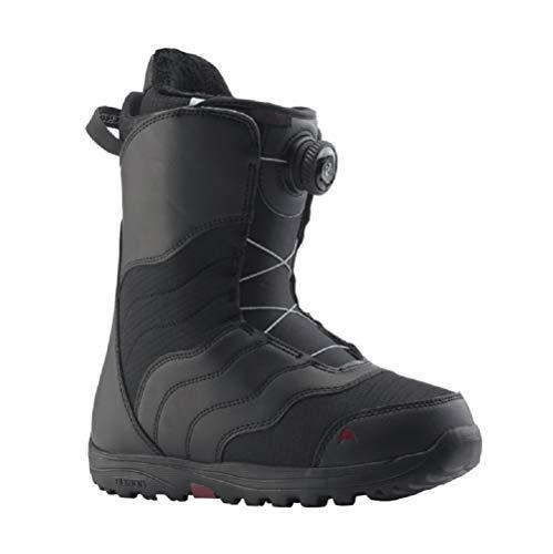 Burton Mint BOA Snowboard Boots Womens Sz 5 Black