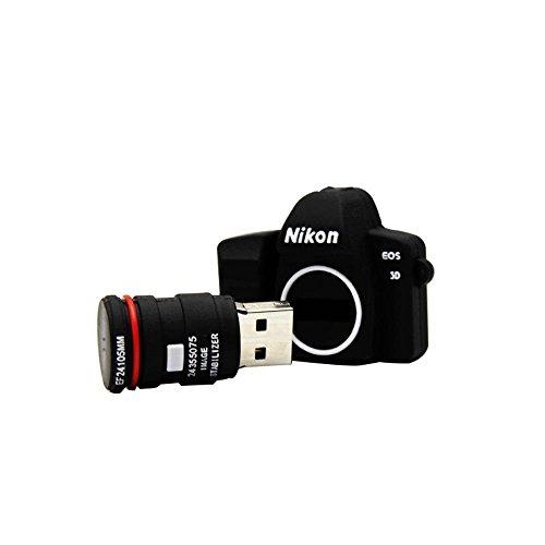 Camera Bag Shaped USB Flash Memory Drive