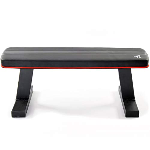 adidas Performance Flat Training Bench, Black