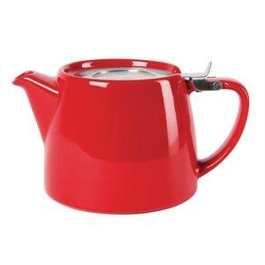 Théière Rouge 510 ml Couleur : Rouge. Capacité : 510,3 gram/510 ml.