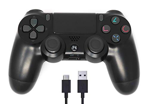 Ps4 Controller Wireless Bluetooth with USB Cable for Sony Playstation 4 Chasdi