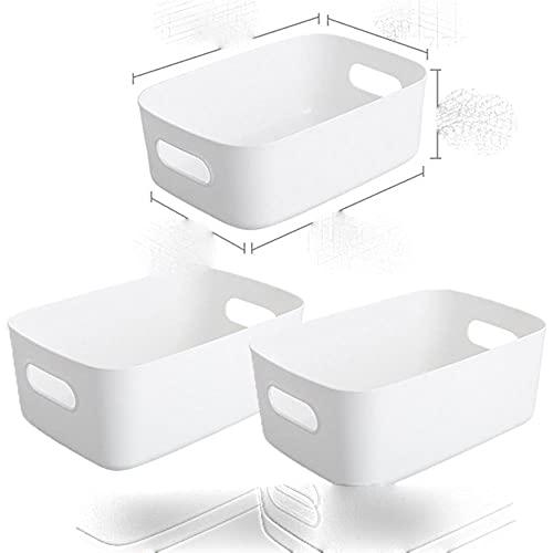 2021 nuevas cajas de almacenamiento cajones organizadores de plástico de mesa para maquillaje, artículos de tocador, acabado, cocina, aperitivos, cesta de almacenamiento-W3S