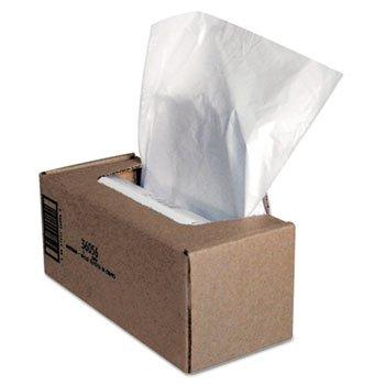 Great Deal! Fellowes Shredder Waste Bags, 25 Gal Capacity, 50/ct