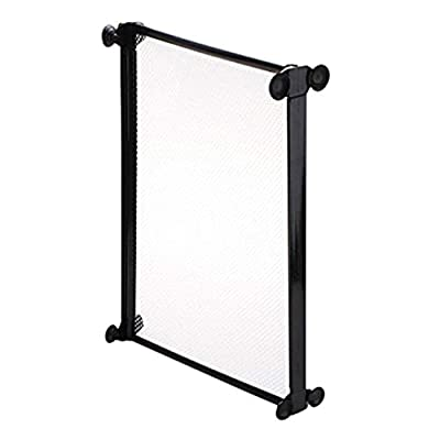 Balacoo Aquarium Divider Isolation Board Fish Tank Plastic Breeding Hatchery Divider with Suction Cups for Mixed Breeding