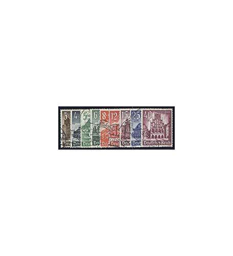 Goldhahn - Sammlerbriefmarken in Rundgestempelt