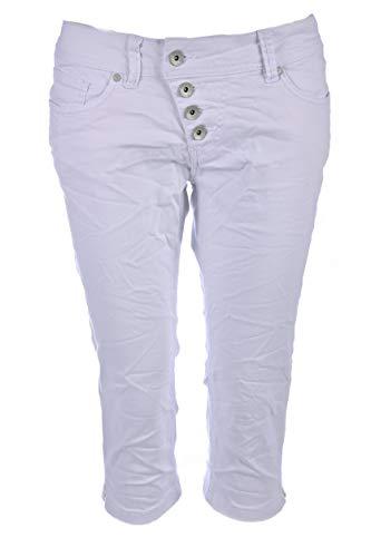 Buena Vista Damen Shorts Malibu Weiss (10) S