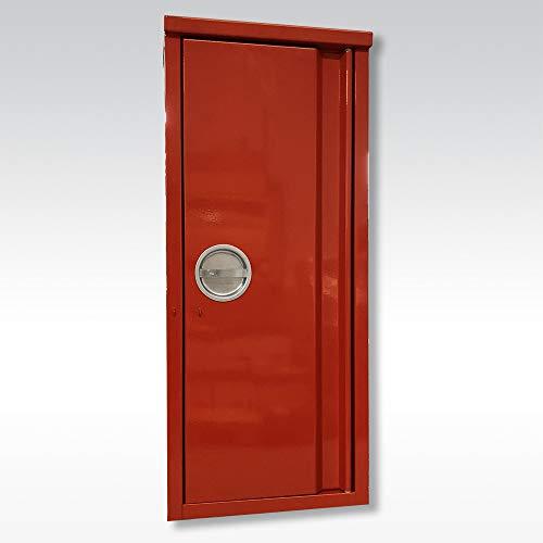 Minimax FL-Schutzschrank rot 6-12kg, Plomb.