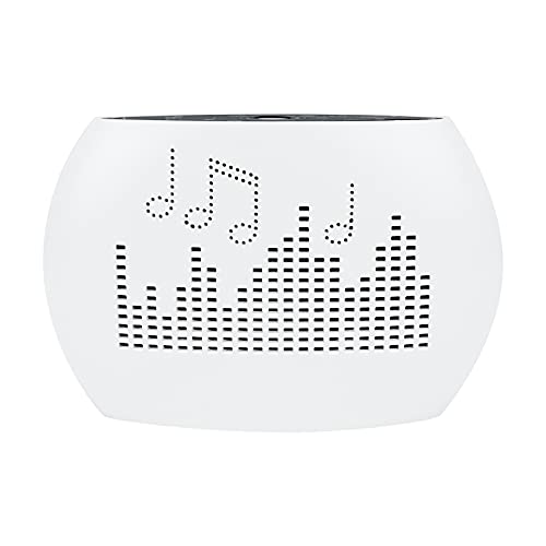 EC Homelife Mini Dehumidifier for Piano, Renewable Small Dehumidifier for Basement, Wardrobes, Closet, Cordless Safe Rechargeable Moisture Absorber