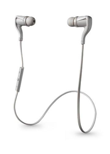 【国内正規品】 PLANTRONICS Bluetooth ステレオヘッドセット BackBeat GO2 White BACKBEATGO2-W