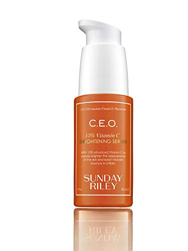 Sunday Riley C.E.O. 15% Vitamin C Brightening Serum, 1.0 fl oz