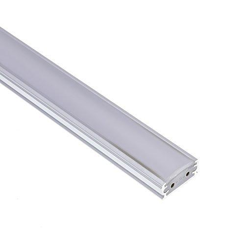 LEDKIA LIGHTING Perfil con Tira LED Aretha 1000mm 15W Blanco Neutro 4000K