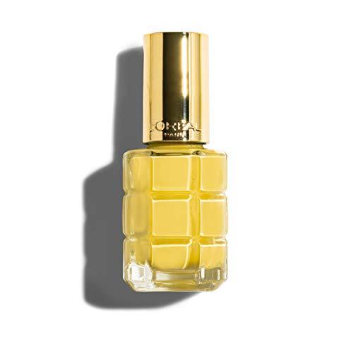 L 'Oréal Paris Color Riche Ölfarben-Nagellack für Nägel, angereichert mit wertvollen Ölen B07 Jaune Citron