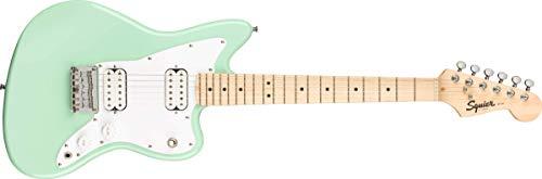 Squier by Fender Mini Jazzmaster HH - Maple - Surf Green
