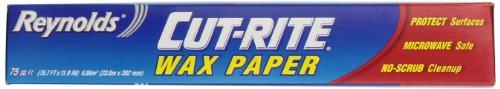 Cut-Rite Wax Paper, 75 Square Feet