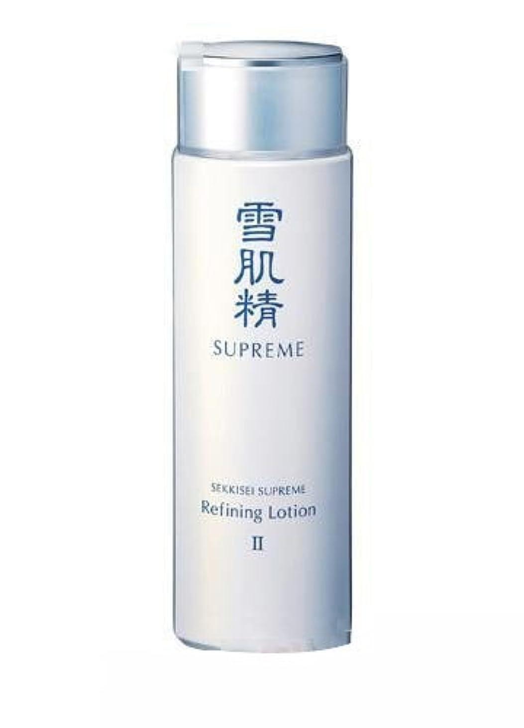 対応する血色の良いむしゃむしゃコーセー 雪肌精 シュープレム 化粧水 ※230mL II