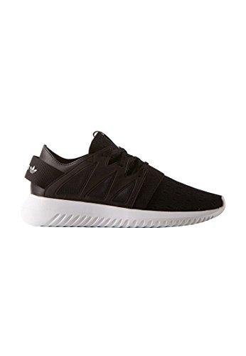 adidas Originals Tubular Viral W Zapatillas Sneakers Negro para Mujer