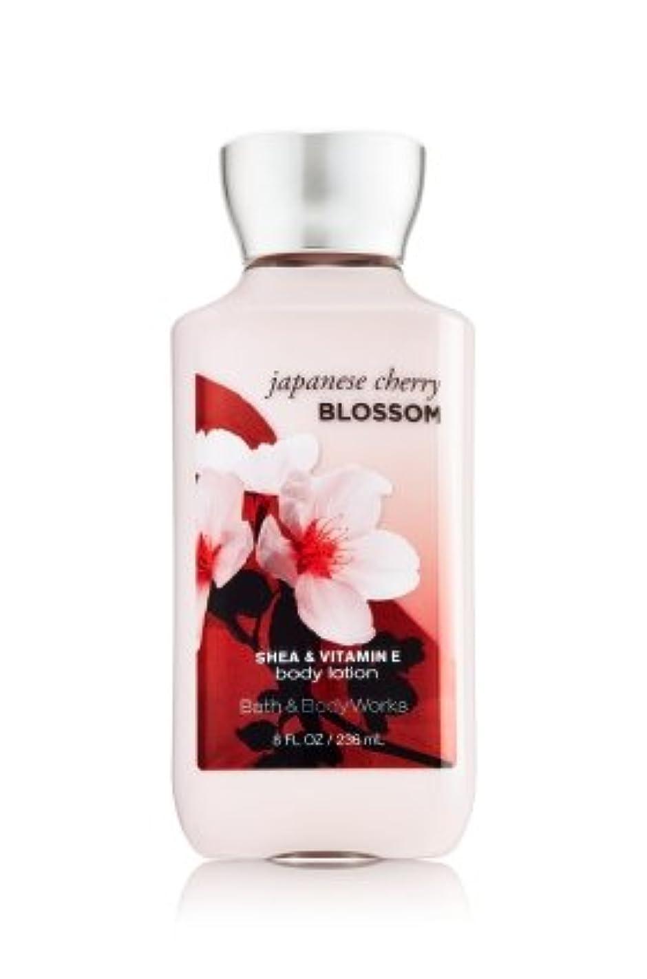 粘土レンチ活力Bath & Body Works  ボディーローション- Japanese Cherry Blossom*????????? ??????????【並行輸入品】