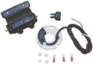 Dynatek 17622 Black Electronic Ignitions And Kits For Big Twin and Sportster