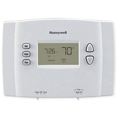 Honeywell Home RTH221B1021/E1 RTH221B1021 Programmable Thermostat, Off White