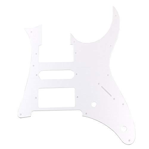 LYWS Golpeador de guitarra eléctrica de aleación de aluminio para Ibanez RG Bronze (plata)