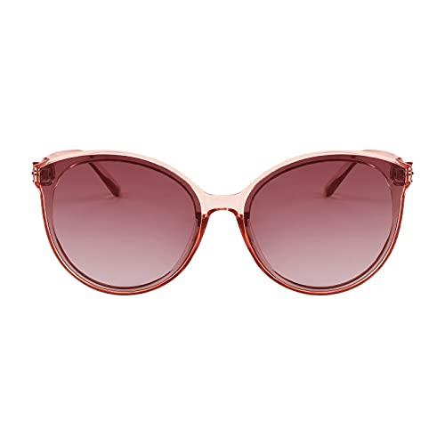 FEISEDY Gafas de Sol Polarizadas Gran Tamaño Ojo de Gato Mariposa para Mujer B2666
