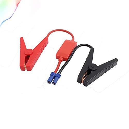 Conector EC5 Cable de puente de emergencia Cable de cocodrilo Abrazaderos Bitters Battery Clips