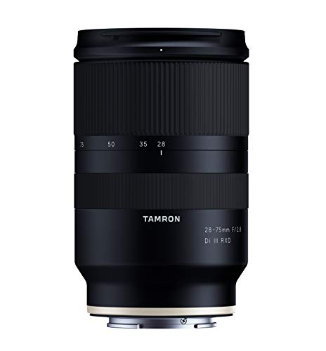 Tamron A036SF 28–75 mm F/2.8 di III RXD di messa a fuoco automatica – Ideale per riprese video