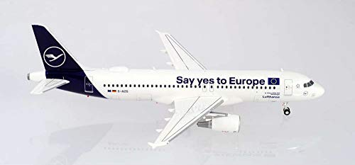 Herpa 559997 Airbus A320 Lufthansa D-AIZG Say Yes to Europe (1:200)