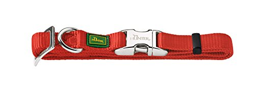 HUNTER Collier pour Chien Vario Basic Alu-Strong,...