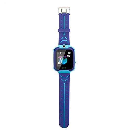 Tuimiyisou Inteligente Venda de Reloj del Reloj de los niños Inteligentes Q12 Impermeable del teléfono Inteligente Pulsera de Reloj del perseguidor de la Pantalla táctil de Deporte SmartWatch