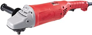 Milwaukee 6081-20 4.0 max HP, 7-Inch/9-Inch Sander, 6000 RPM, Grounded