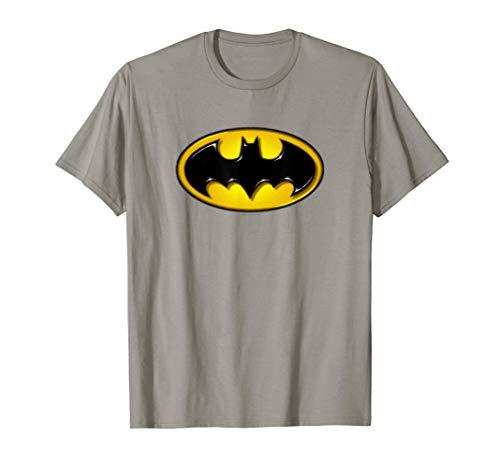 Batman Airbrush Bat Symbol T-Shirt