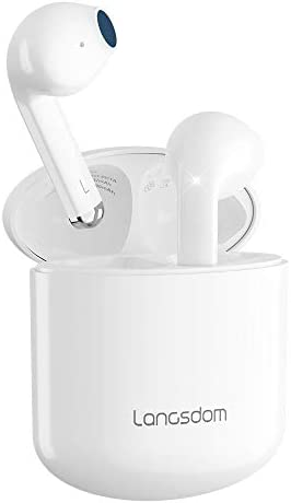 Top 10 Best bluetooth earbuds with microphone for iphone Reviews