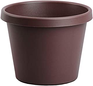 Akro-Mils LIA14000E21 Classic Pot, Chocolate, 14-Inch