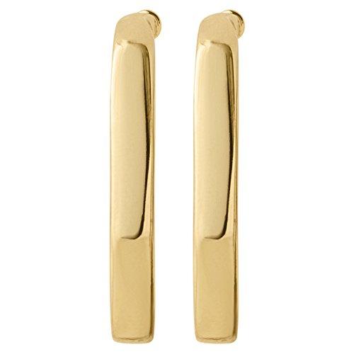 Dyrberg/Kern Creolen Niana 340999 Damen Schmuck gold Ohrringe