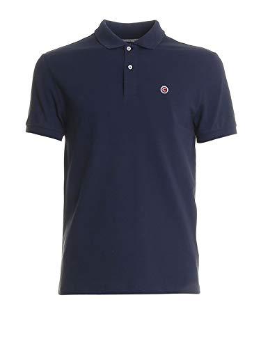 Colmar Originals Luxury Fashion Herren 7620Z4SH68 Blau Baumwolle Poloshirt | Frühling Sommer 20