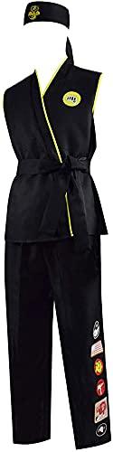 Faonny Karate Dojo Cobra Kai Kostüm Gi...