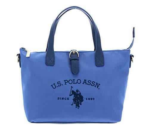U.S. POLO ASSN. Patterson Shopping Bag S Light Blue